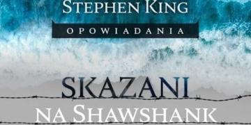 Skazani na Shawshank w serii audiobooków Stephen King. Opowiadania - obrazek