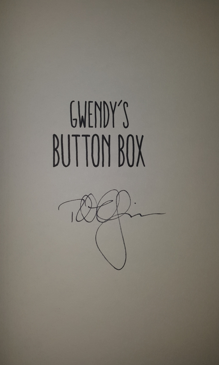 Autograf Richarda Chizmara - obrazek