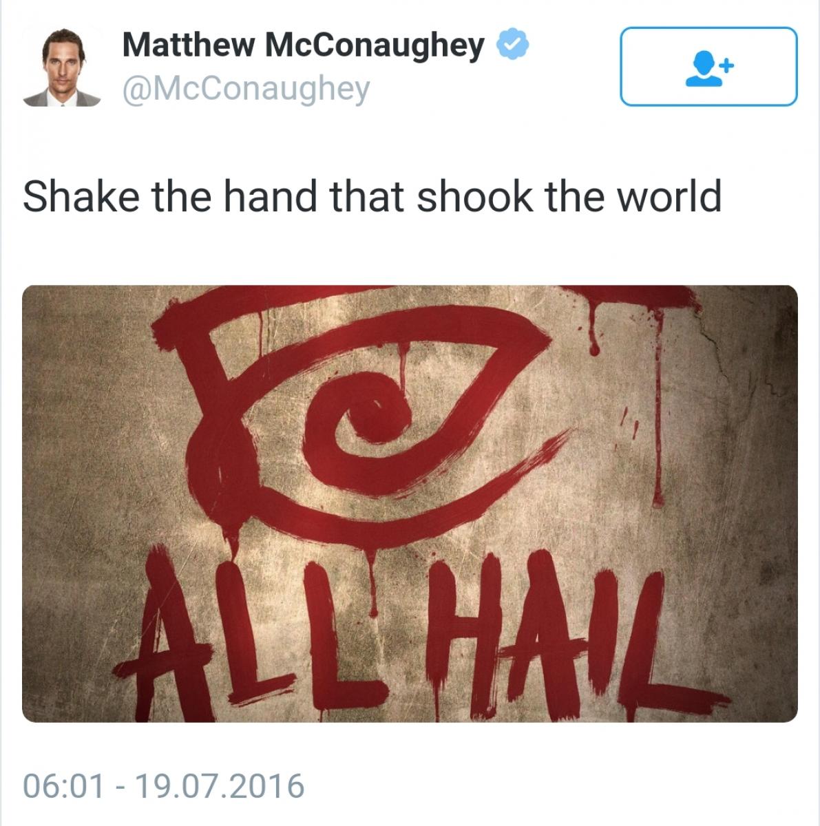 All Hail - cały wpis na Twitterze - obrazek