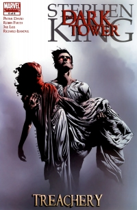 The Dark Tower: Treachery #6