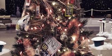 Kingowa choinka od WKIT na Feztival of Trees - obrazek