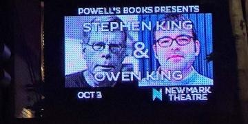 Kingowie w  Portland - ósmy dzień trasy promocyjnej - obrazek