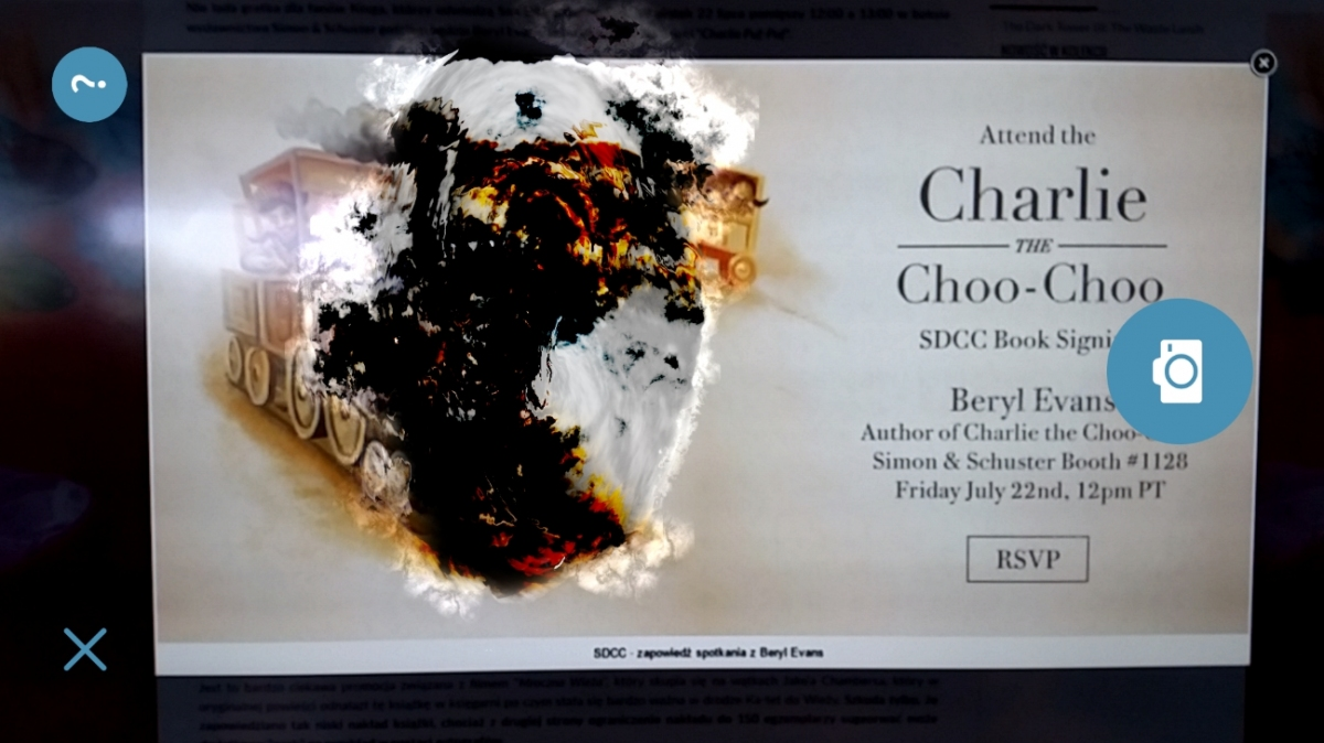 Sombra Group - Charlie Puf-Puf - obrazek