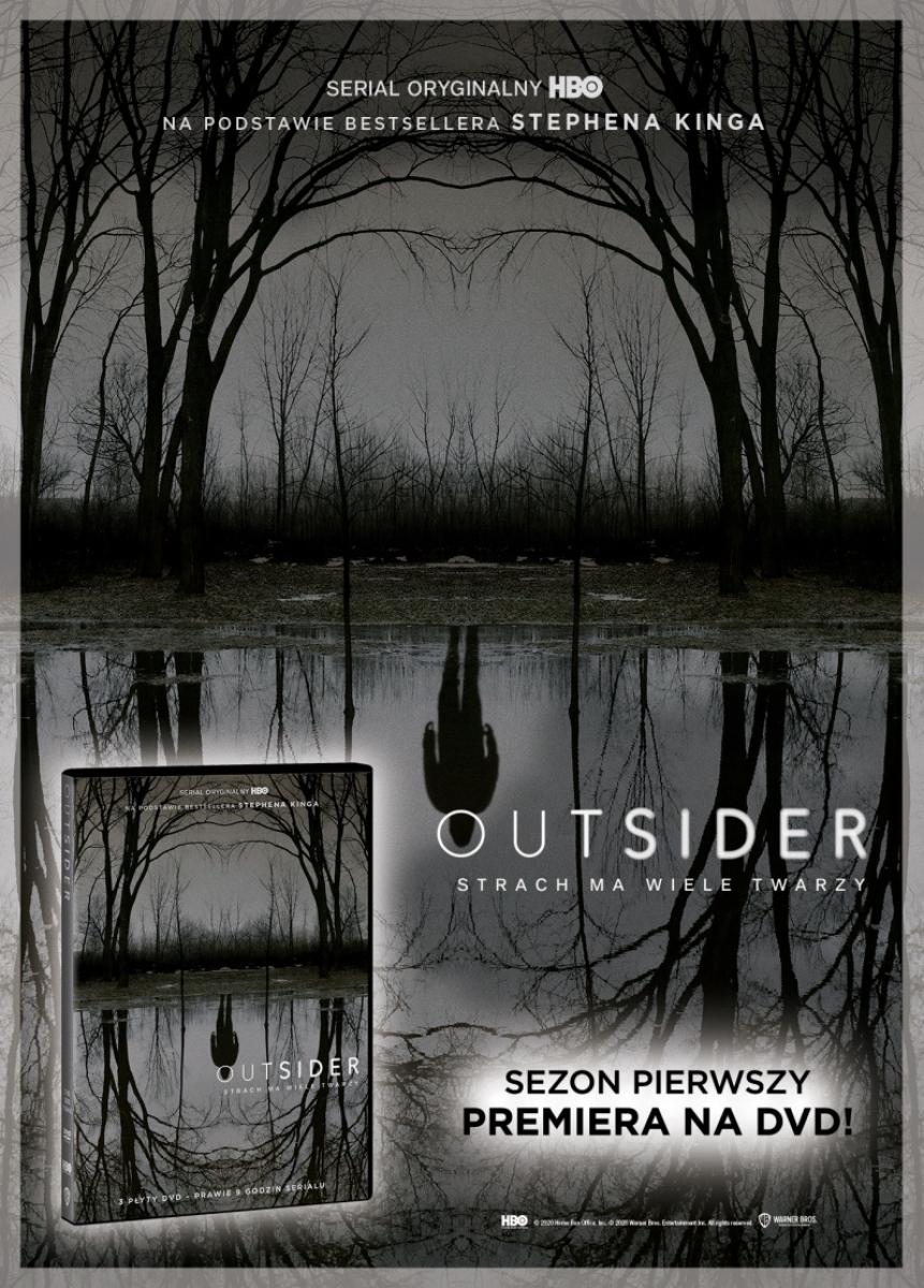 """Serial """"Outsider"""" dostępny na DVD - obrazek"""