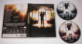 Mgła (DVD) - płyty