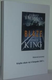 Blaze - Prebook (Prószyński i S-ka)