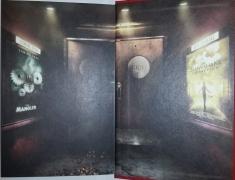Stephen King Goes to the Movies (Subterranean Press) HLE - wyklejka 2