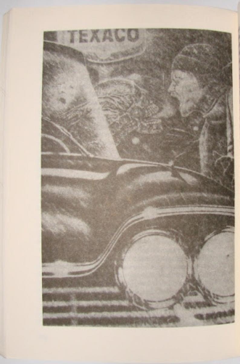 """Christine"" ilustracja Stephena Gervaisa - obrazek"