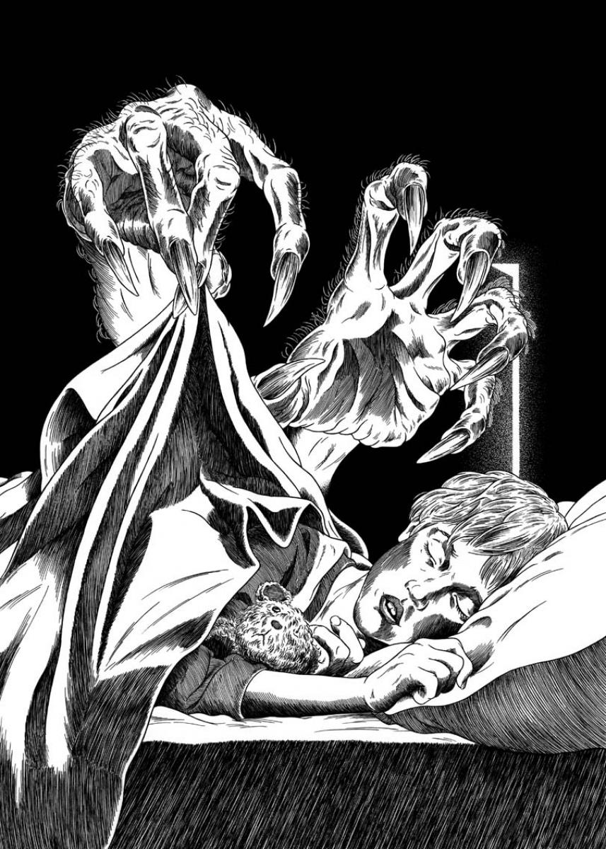 """""""Nocna zmiana"""" - Doubleday Years - Czarny Lud (autor Chris Odgers) - obrazek"""