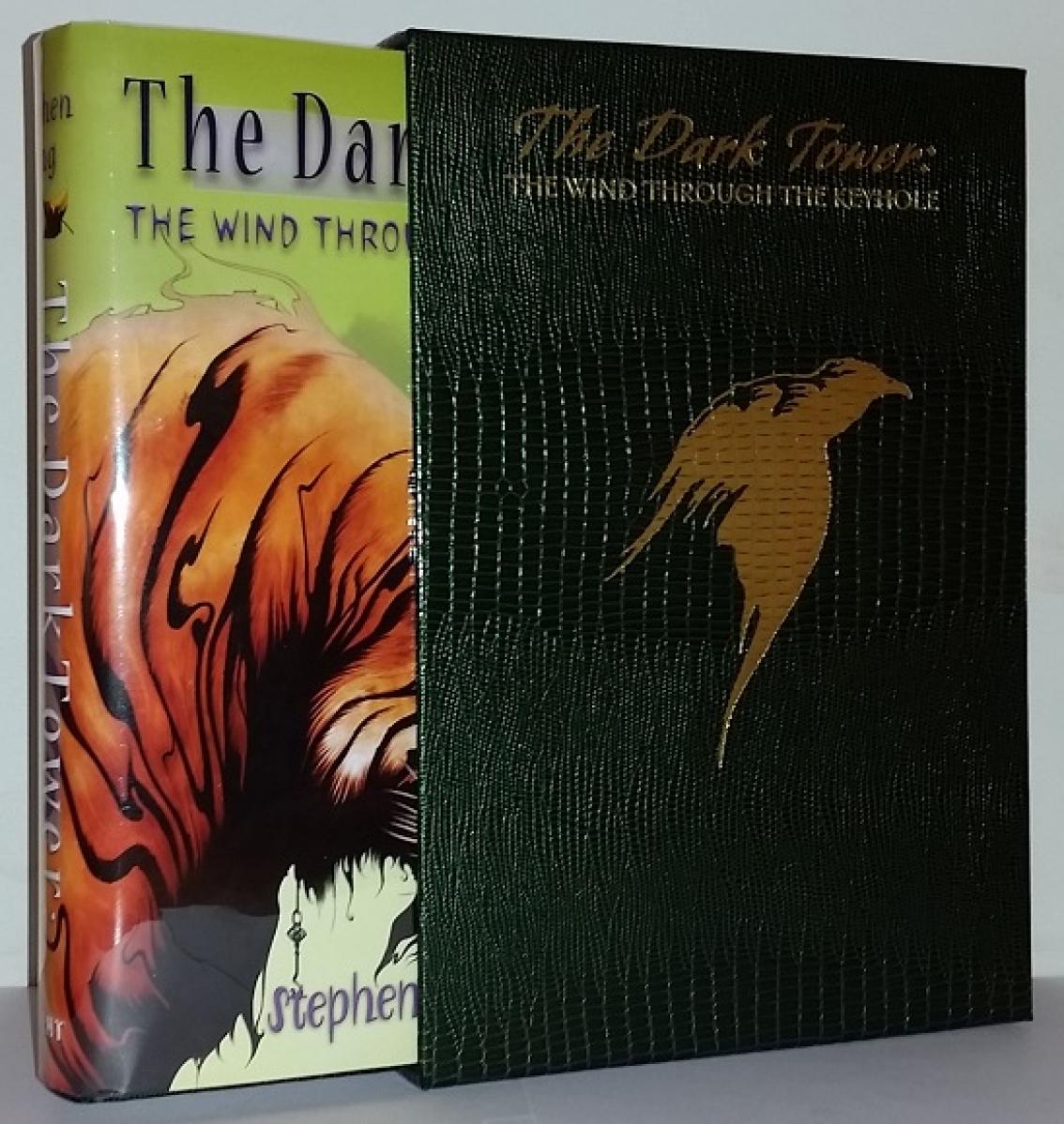 """""""The Wind Through the Keyhole"""" - książka w etui - obrazek"""