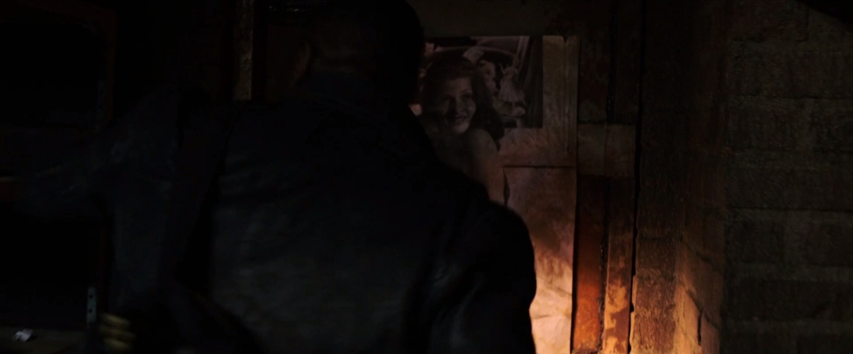 Ciekawe czy za Ritą było tajne przejście - obrazek