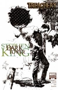 The Dark Tower: Treachery #5 (1:75)