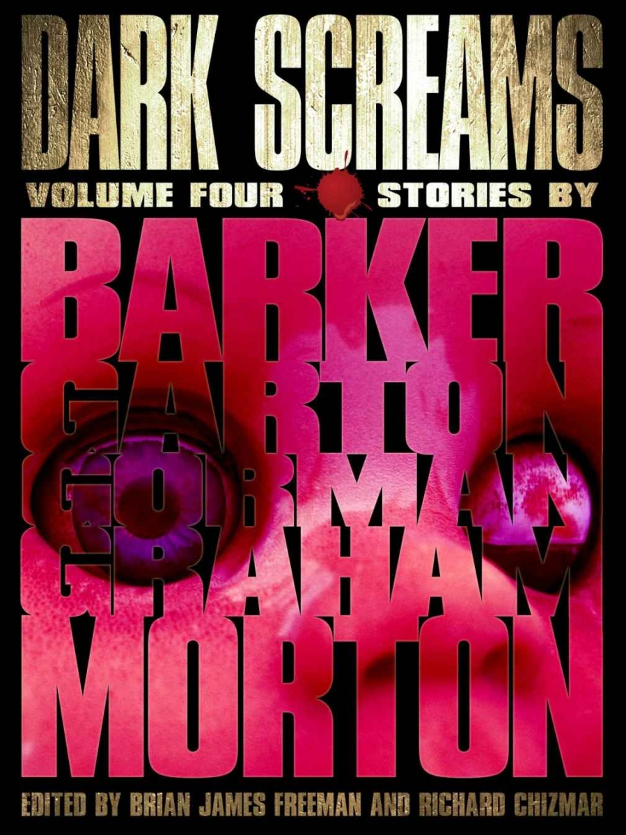 Dark Screams IV - okładka - obrazek