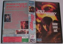 Smętarz dla zwierząt 2 (VHS) - okładka