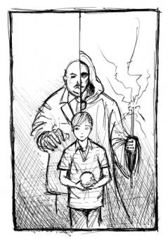 The Talisman - sketch - obrazek