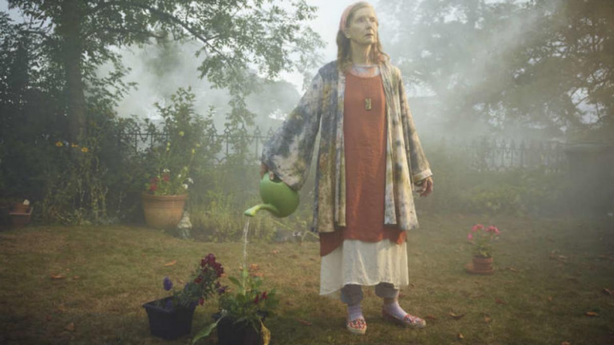 Mgła - Backyard (zdjęcie Spike) - obrazek