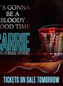 Carrie - plakat 5 - obrazek