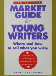 Market Guide for Young Writers 4th edition (Writer's Digest Books) - obrazek
