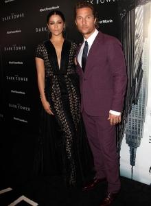 Matthew McConaughey i Camila Alves - obrazek