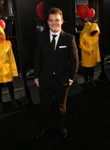 Jake Sims na premierze To - obrazek