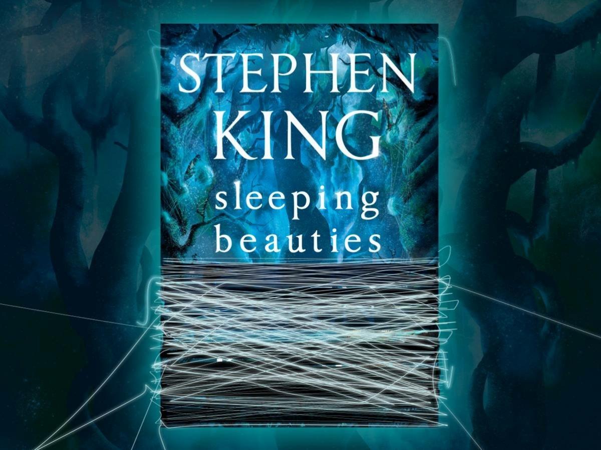 """""""Sleeping Beauties"""" - trzeci fragment okładki - obrazek"""