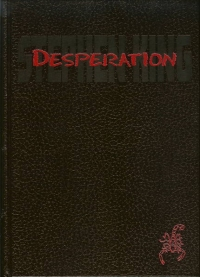 Desperation (Grant) Signed Numbered Edition
