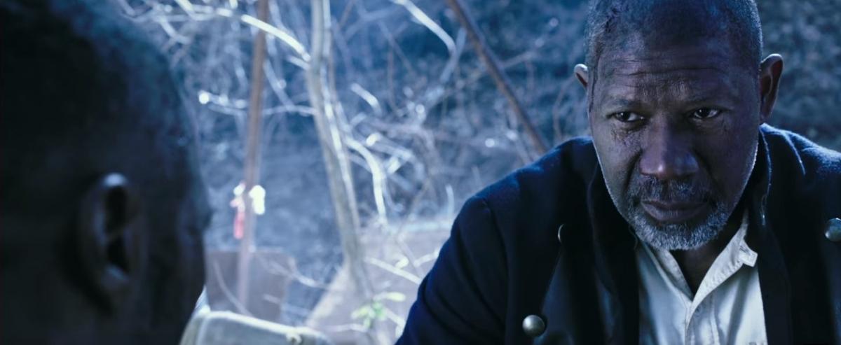 Mroczna Wieża - 09 - Steven Deschain (Dennis Haysbert) - obrazek