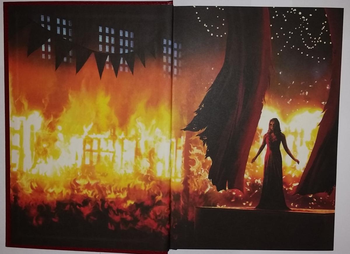 Carrie (Cemetery Dance) DY Artist Edition - wyklejka - obrazek