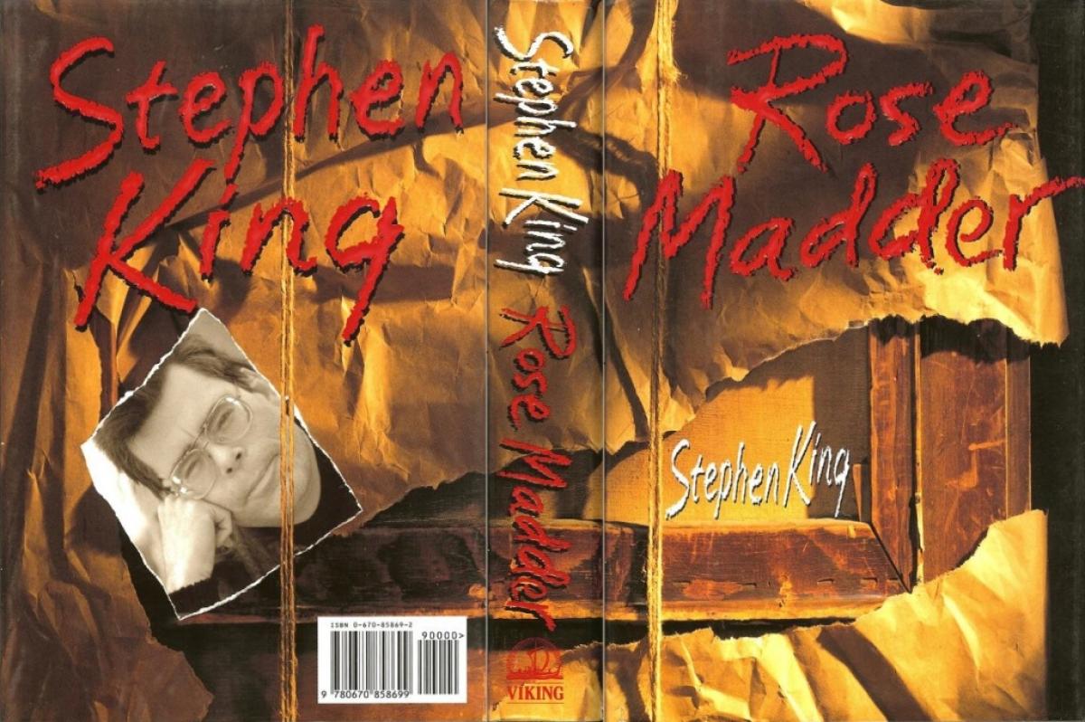 """""""Rose Madder"""" - obwoluta - obrazek"""