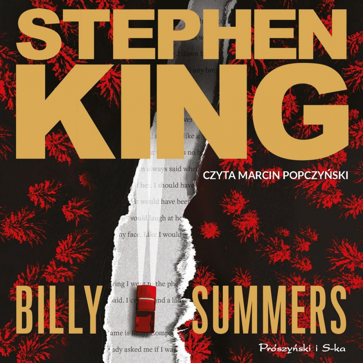 """Billy Summers"" - audiobook - obrazek"