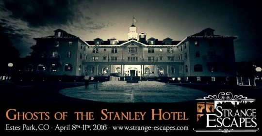 Strange Escapes - Ghosts of the Stanley Hotel