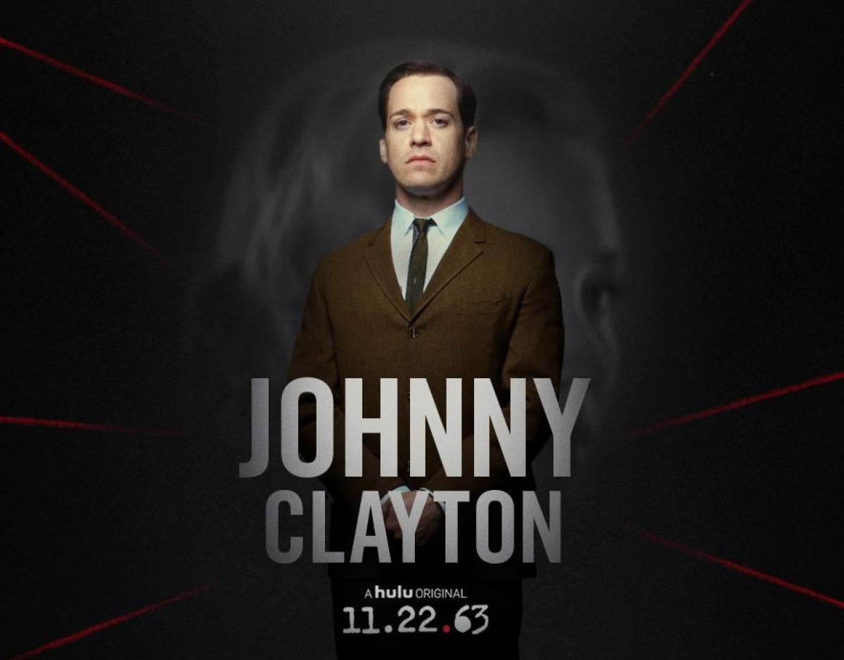 """""""11-22-63"""" - Johnny Clayton - obrazek"""