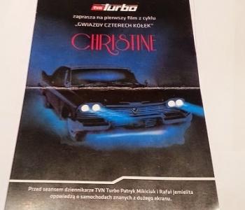 Christine - zaproszenie - obrazek