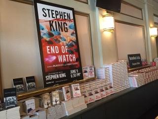 End of Watch Book Tour (Dayton 2016-06-09) - obrazek