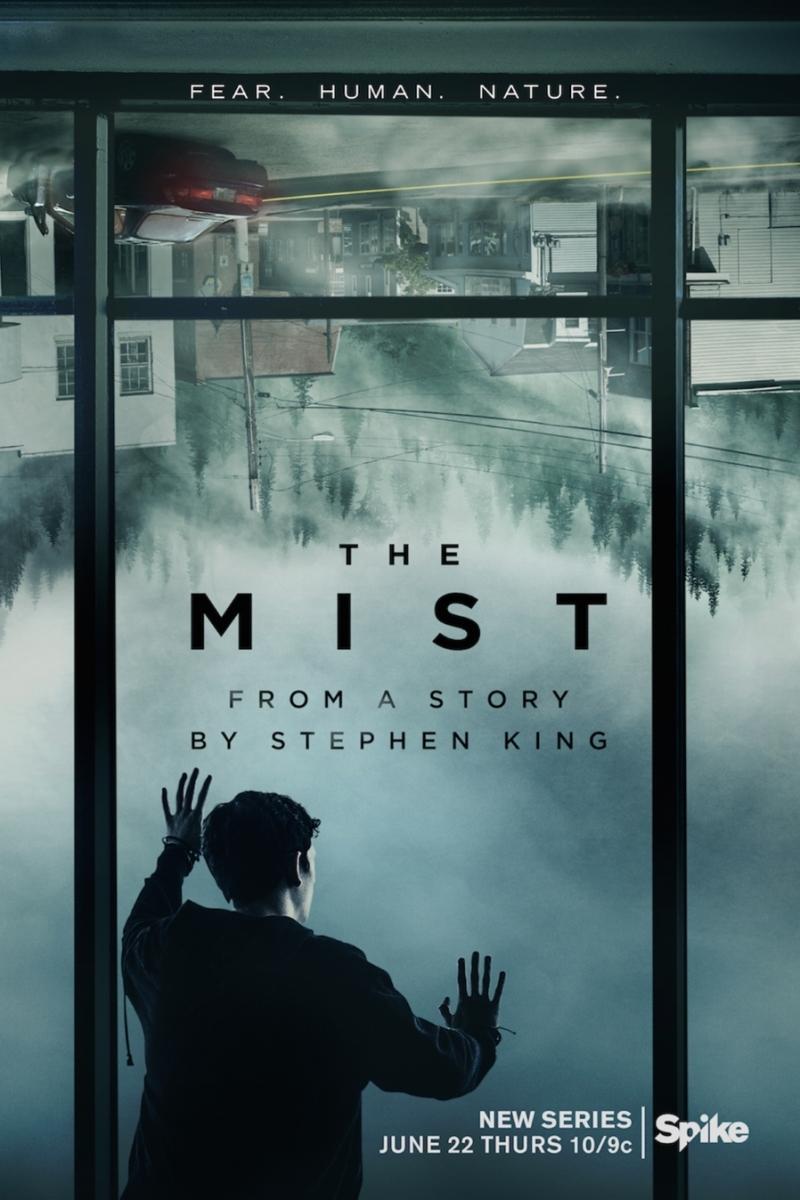 Mgła - plakat - obrazek