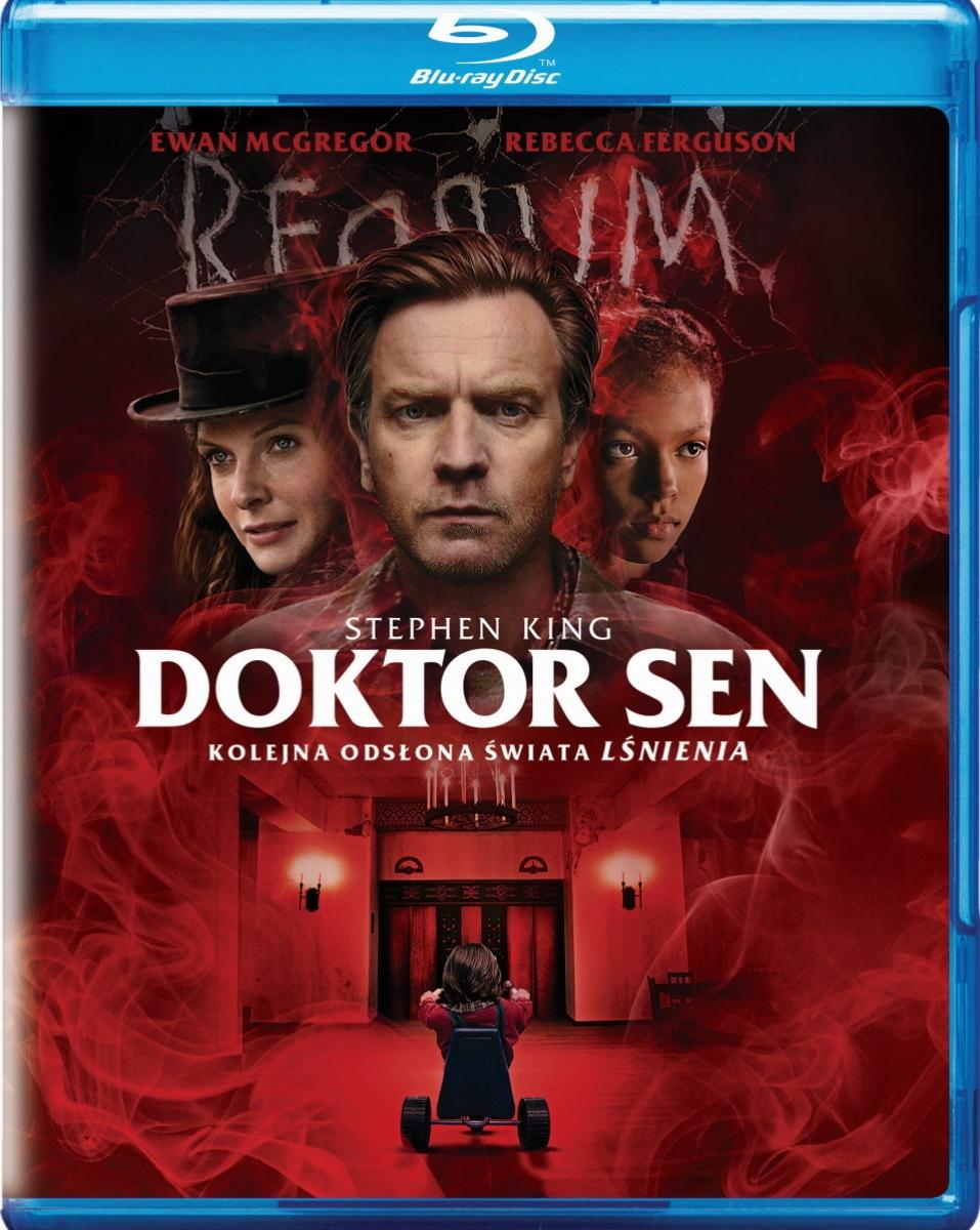 """""""Doctor Sen"""" - polskie wydanie Blu-Ray - obrazek"""