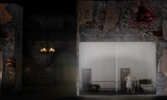 The Shining Opera - Set Render 4 - obrazek