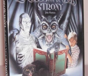 Opowieści z Ciemnej Strony (DVD) - obrazek