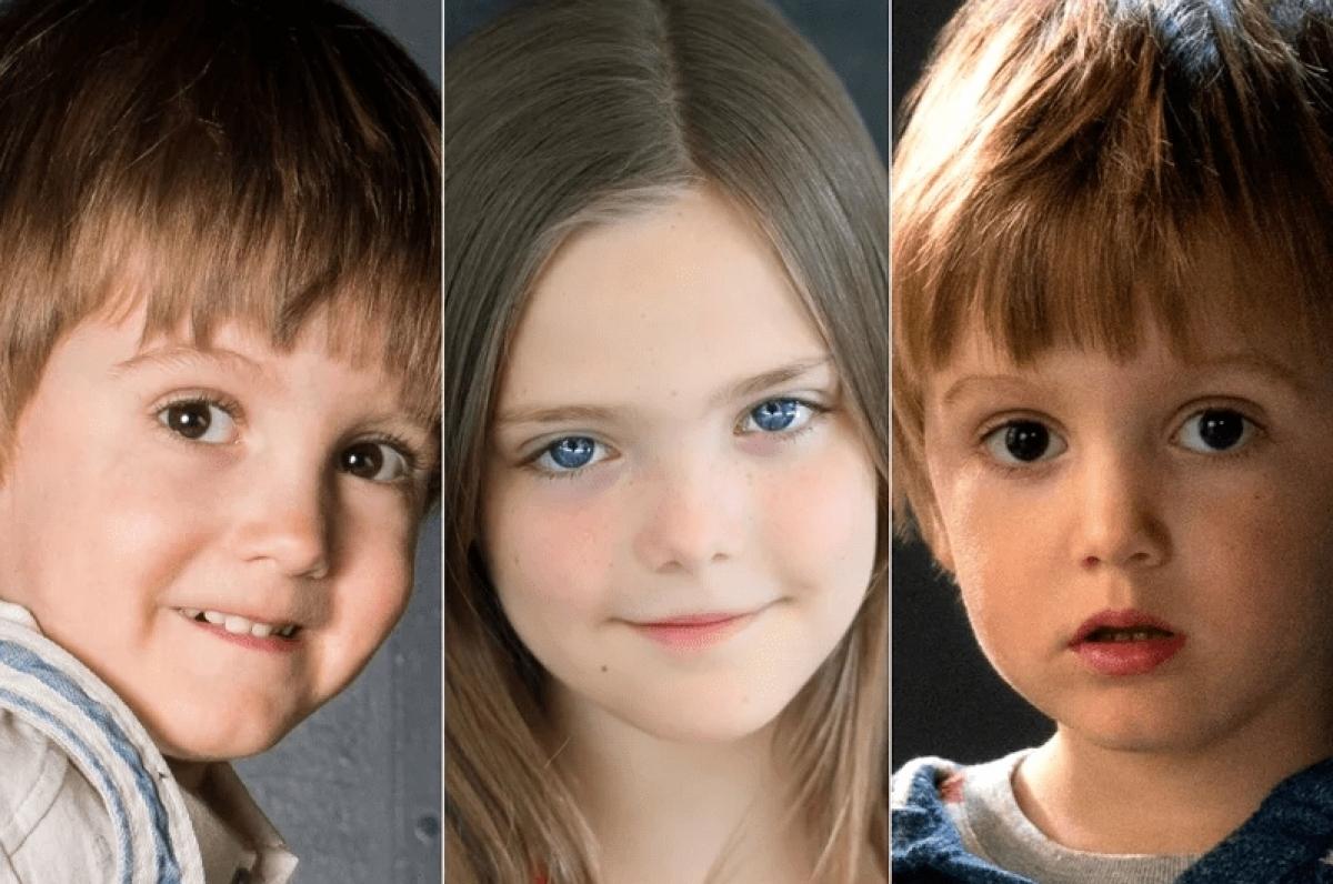 Jeté Laurence i bliźnięta Hugo i Lucas Lavoie - obrazek