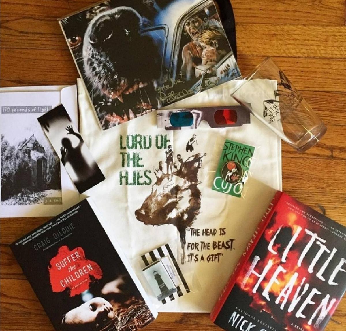 Nocturnal Readers Box - kwiecień 2017 - obrazek