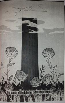 The Dark Tower Companion (Cemetery Dance) - autograf Bev Vincent