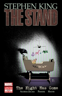 The Stand: The Night Has Come #6