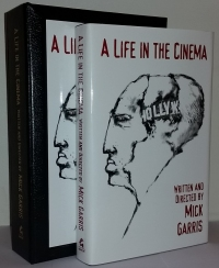 A Life in the Cinema (Gauntlet Press) - Mick Garris