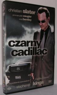 Czarny cadillac (DVD)