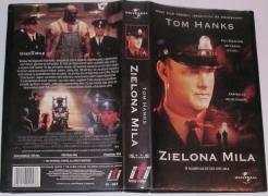 Zielona Mila (VHS) - pudełko