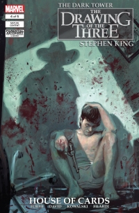 The Dark Tower: The Drawing of the Three: House of Cards #4