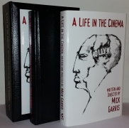 A Life in the Cinema (Gauntlet Press) LE - książka, pudełko i obwoluta
