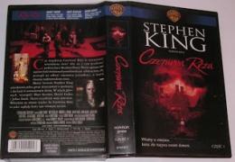 Rose Red (VHS) okładka