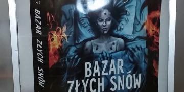 Promocja Bazar złych snów w salonikach prasowych - obrazek