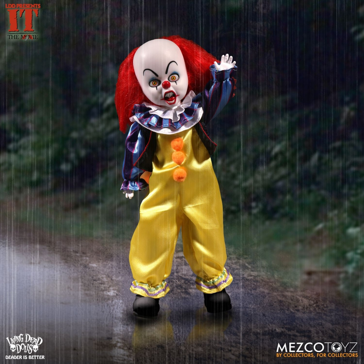 Mezco Toyz - IT 1990 Pennywise - obrazek
